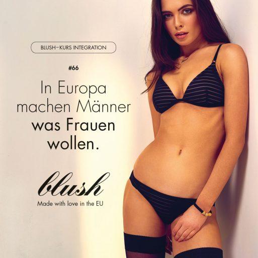 Leçon n°66: «En Europe, les hommes font ce que veulent les femmes.»
