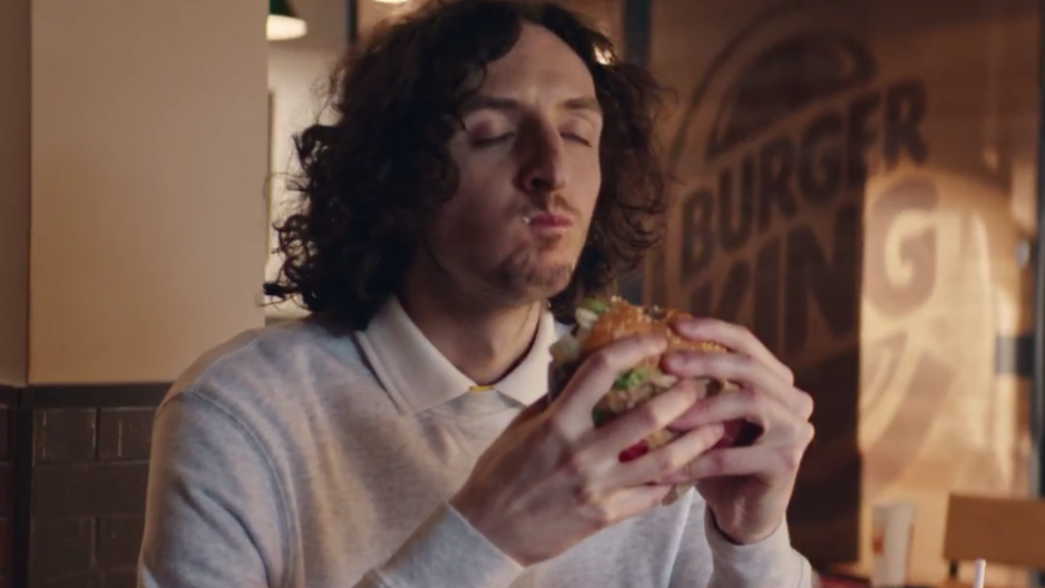 burger king lance la 1e borne de commande domicile culture pub. Black Bedroom Furniture Sets. Home Design Ideas